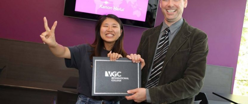 Student Story: Kanon's Experience in VGC's TESL Program and How She Fulfilled Her Dream Of Teaching English In Japan