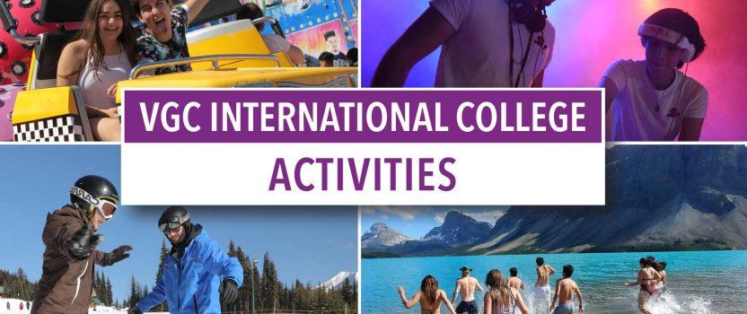 VGC International College Activities Video