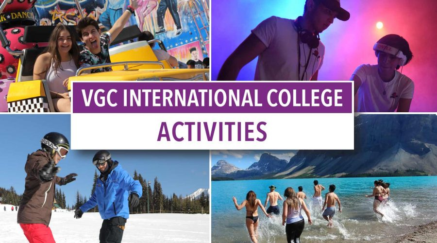 VGC International College Activities Video