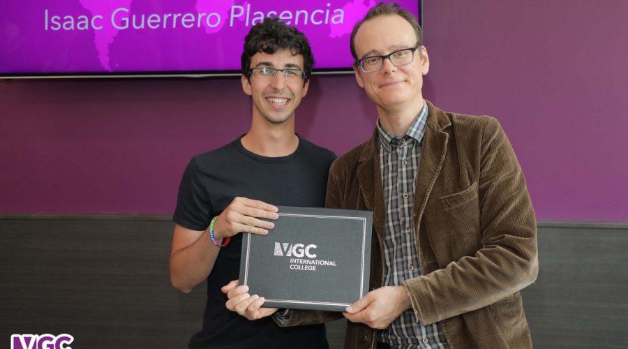 VGC TESL Program by Isaac Guerrero