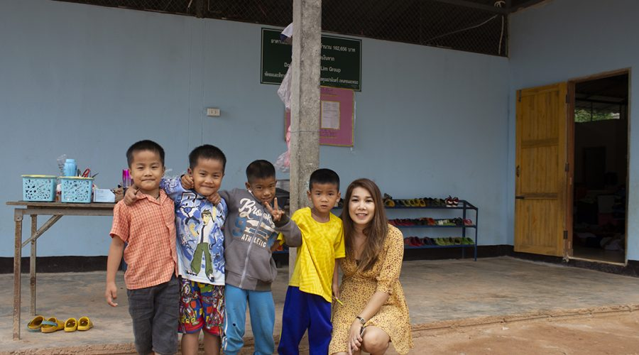 New Educate for Change partnership: The Mirror Foundation, Thailand
